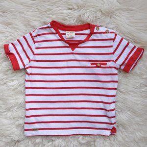 🎉 ZARA Baby boy Striped T-shirt